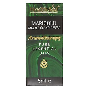 Health Aid Marigold Oil (Calendula officinalis) ABS 2ml Oil