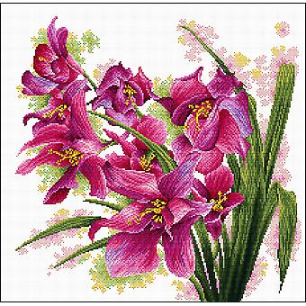 Needleart World No Count Printed Cross Stitch Kit 19