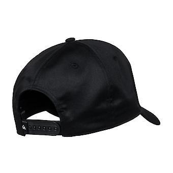 Quiksilver Decades Snapback Cap - Black
