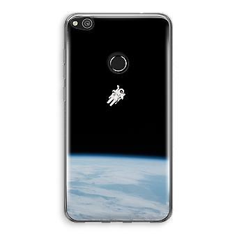 Huawei Ascend P8 Lite (2017) Transparant Case - Alone in Space