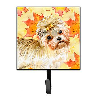 Carolines Treasures  BB9929SH4 Morkie Fall Leash or Key Holder