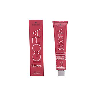 Schwarzkopf Igora Royal 1 1 60ml New Unisex Sealed Boxed