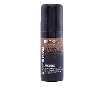 Redken Root Fusion Temporary Root Concealer Light Brown 75ml Unisex New