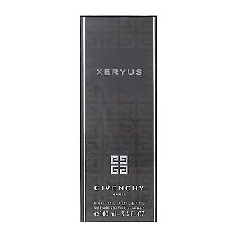 Givenchy Xeryus Eau De Toilette Spray 3.3Oz/100ml New In Box