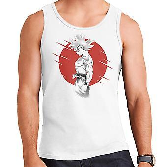 Ultra Instinct Goku Dragon Ball Z Men's Vest