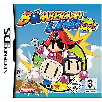 Bomberman mark Touch (Nintendo DS)