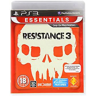 Modstand 3 PlayStation 3 Essentials (PS3)