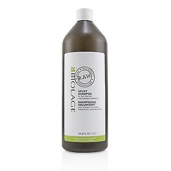 Matrise Biolage R.A.W. heving Shampoo (For Flat fint hår) - 1000ml/33,8 oz
