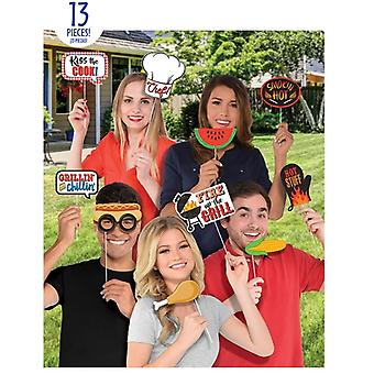 Barbecue Photo Booth Kits