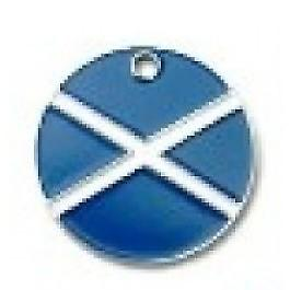Be Patriotic - Flag Design Tags-scottish