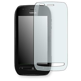 Nokia Lumia 710 display protector - Golebo crystal clear protection film