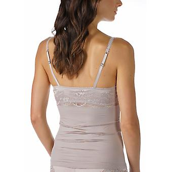 Mey Women 75145-458 Women's Leticia Toffee Brown Solid Colour Underwired Chemise