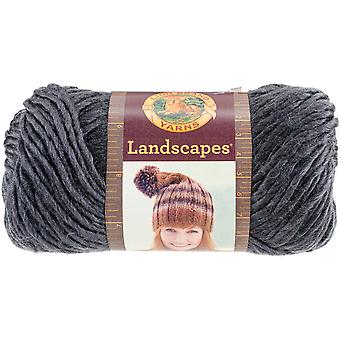 Landscapes Yarn-Charcoal