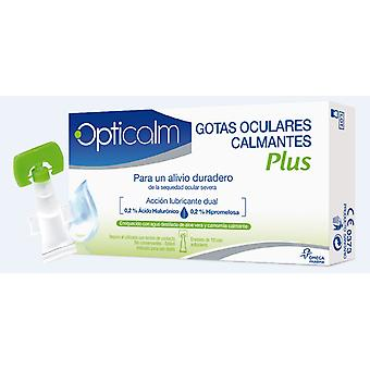 Opticalm Opticalm Drops Plus Multidose (Hygiene and health , First Aid Kit , Eyes)