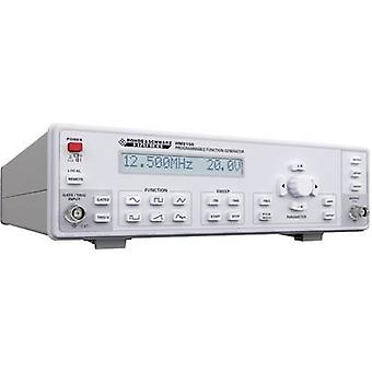 Rohde & Schwarz HM8150 Mains-powered 0.01 Hz - 12.5 MHz 1-channel Sinus, Rectangle, Triangle, Pulse, Arbitrary Manufacturers standards (no certificate)