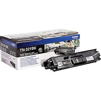 Brother Toner cartridge TN-321BK TN321BK Original Black 2500 pages