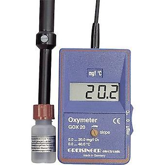 GREISINGER GOX20 Greisinger GOX20 oxigenómetro + sonda, 605291