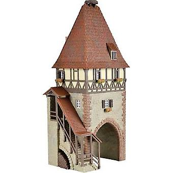 Kibri 38470 H0 Half-timbered tower with gate
