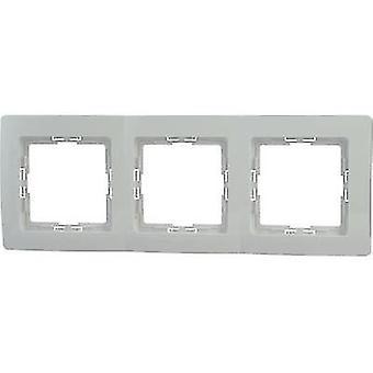 Kopp 3x Frame Paris White 308602083