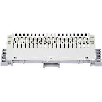 3M 79103-510 00 LSA-PLUS Connection Strip Series 2 Disconnect pin White