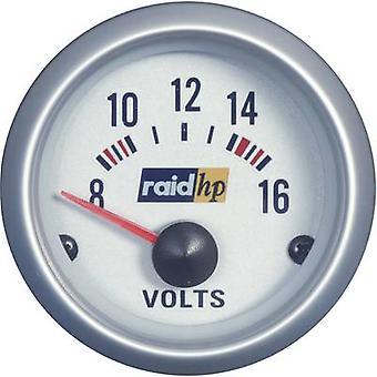 غارة hp 660223 8 الفولتميتر-16V voltage12V