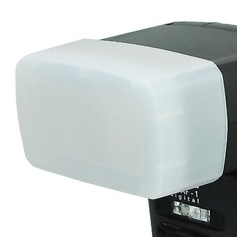 JJC White Flash Diffuser for Metz mecablitz 64 AF-1