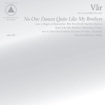 Var - No uno danze piuttosto come miei fratelli [CD] USA importare