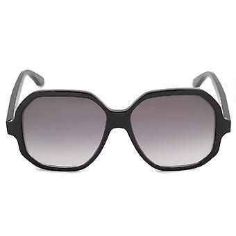 Saint Laurent Square Sunglasses SL132 001 56