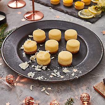 Prestige eingefroren Mini Vanille-Käsekuchen