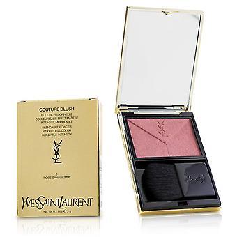 Yves Saint Laurent Couture rødme - # 6 Rose Saharienne - 3g/0,11 oz