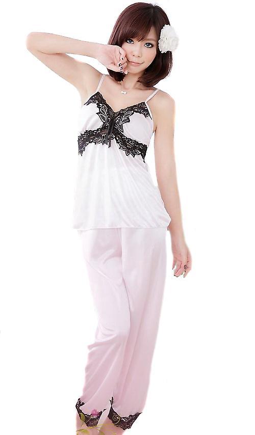 Waooh - Lingerie - Ensemble pyjama avec dentelle