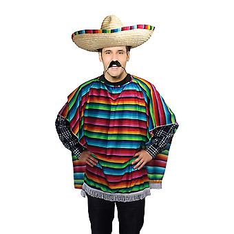 Mexicansk Poncho. Budget