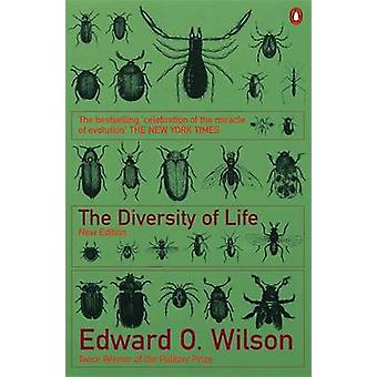 The Diversity of Life by Edward O. Wilson - Amy Bartlett Wright - Geo