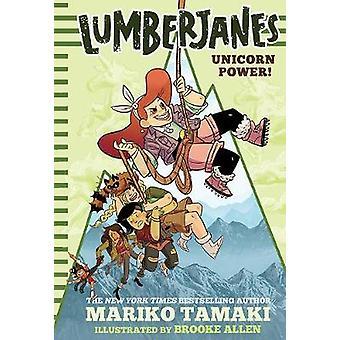 Lumberjanes - Unicorn Power! (Lumberjanes #1) by Mariko Tamaki - 97814
