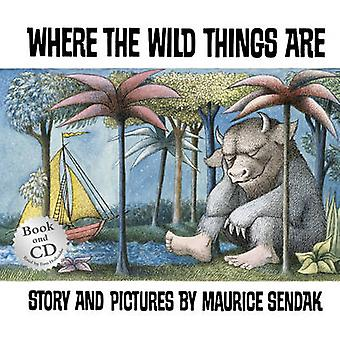 Where the Wild Things are by Maurice Sendak - Tom Hollander - 9781782