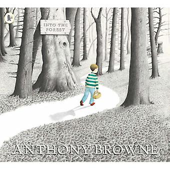 Into the Forest by Anthony Browne - 9781844285594 Book