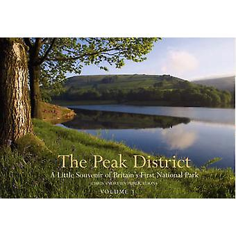 The Peak District - Little Souverir - Volume 1 by Chris Andrews - Peter