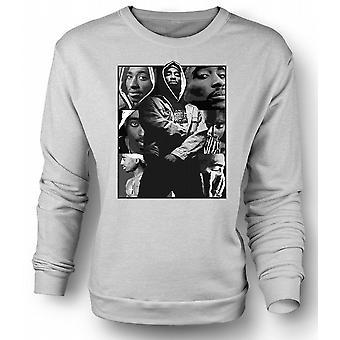 Kids Sweatshirt Tupac Collage - Hip Hop