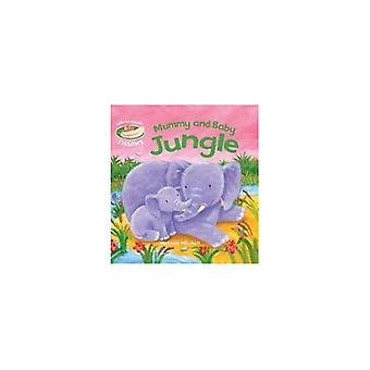 Mummy and Baby Jungle: Soft-to-Touch Jigsaws (Soft to Touch Jigsaws)