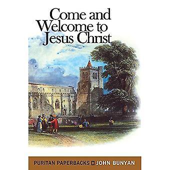 Kom och Välkommen till Jesus Kristus
