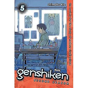 Genshiken Season Two 5 (Genshiken: Second Season)