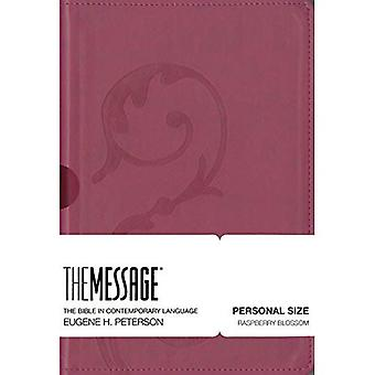 The Message Raspberry Blossom - Personal Size (The Message Bibles)
