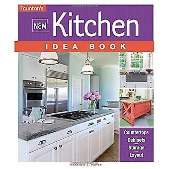 Nouvelle cuisine Idea Book (idée livres)