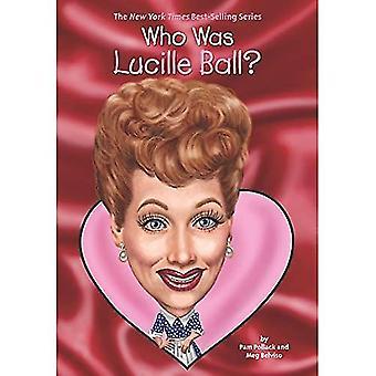 Qui était Lucille Ball?