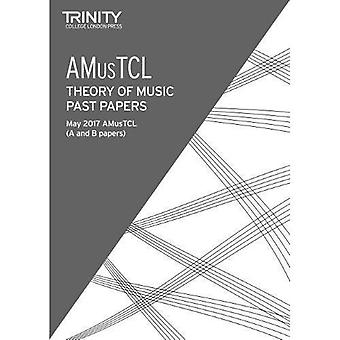 Trinity College London: Past Papers: AMusTCL (May 2017)