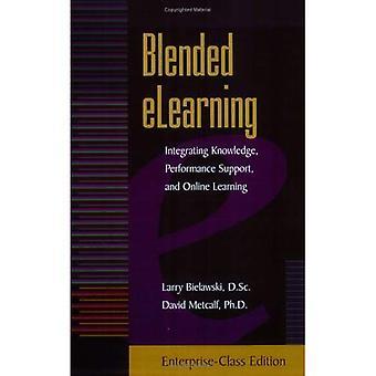 Blended E-learning