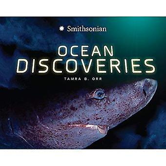 Descobertas de oceano