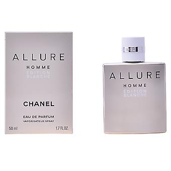 Chanel Allure Homme Édition Blanche Edp 50 Ml Spray voor mannen
