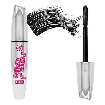 W7 Extra Extra Big Bold Lashes - Black Mascara