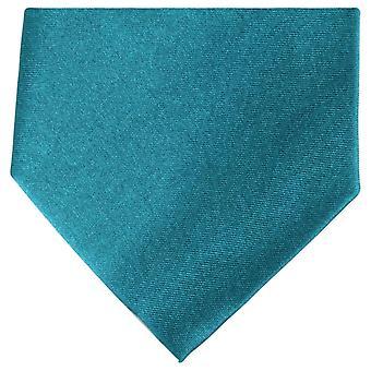 Knightsbridge Neckwear régulière Polyester Tie - Turquoise